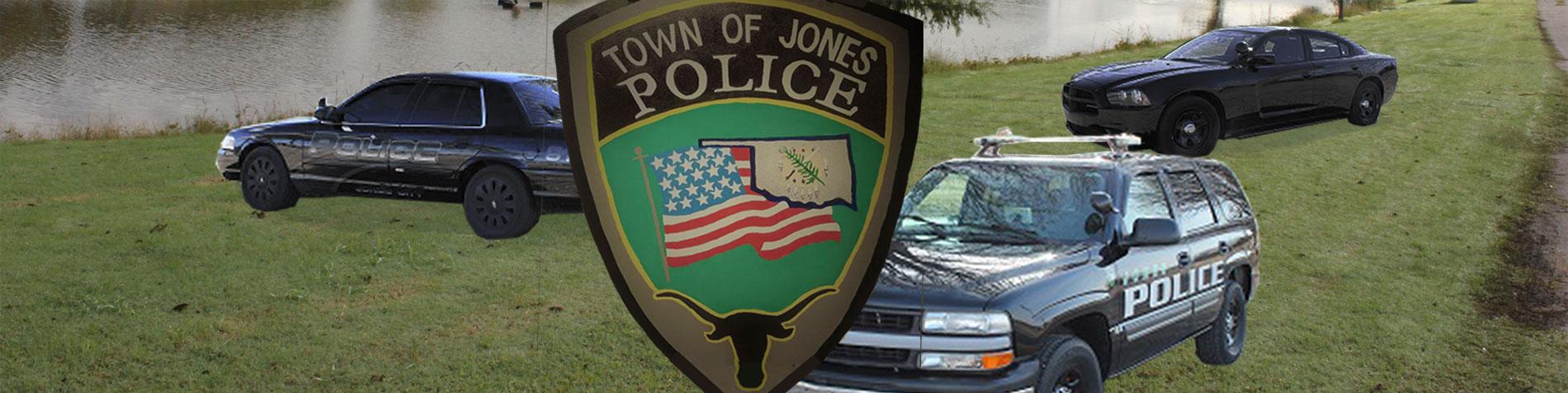 Jones Police Department